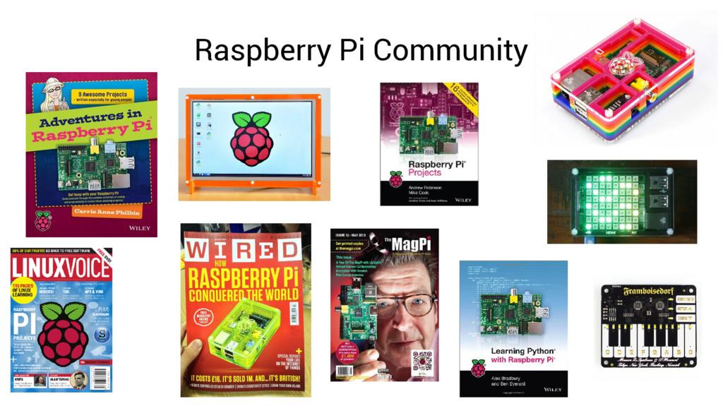Raspberry Pi Community