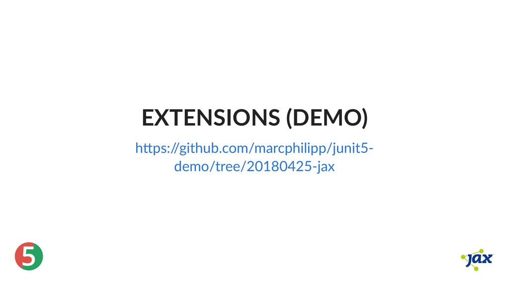 ® 5 EXTENSIONS (DEMO) h ps:/ /github.com/marcph...