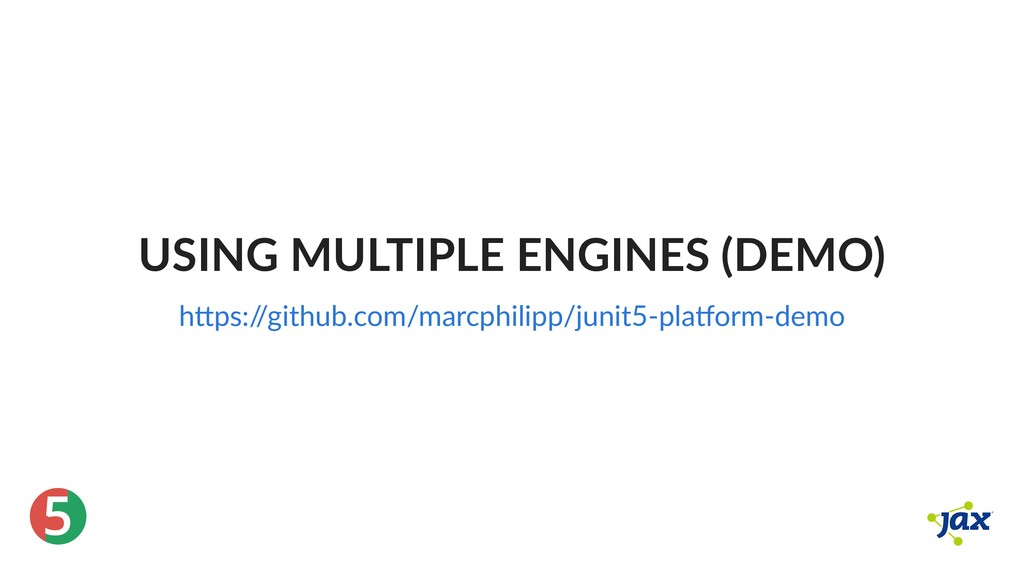 ® 5 USING MULTIPLE ENGINES (DEMO) h ps:/ /githu...