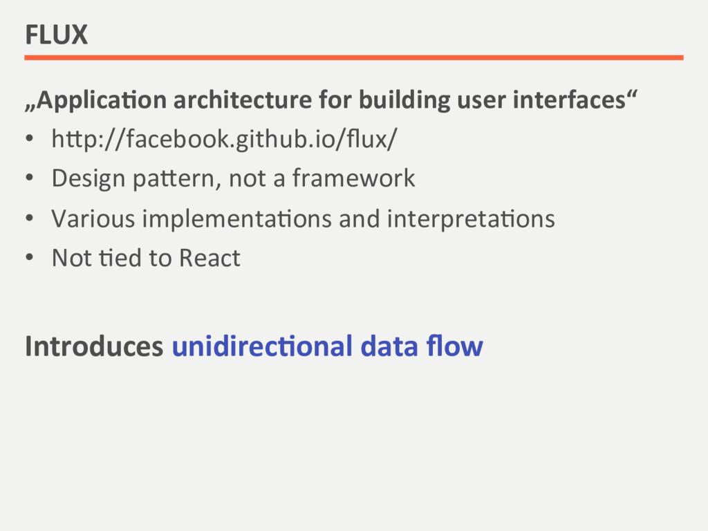 """""""ApplicaNon architecture for building..."""