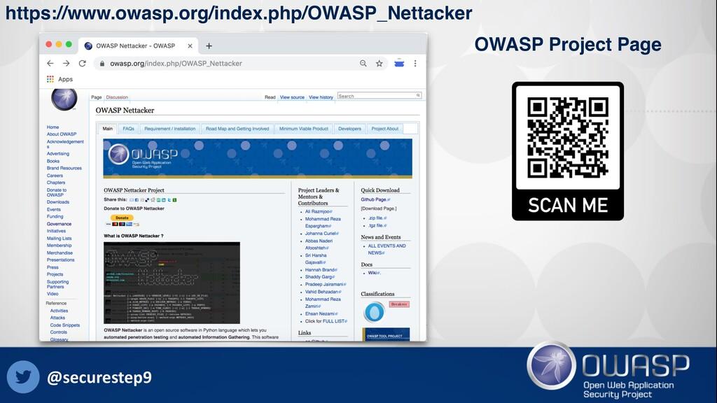 https://www.owasp.org/index.php/OWASP_Nettacker...