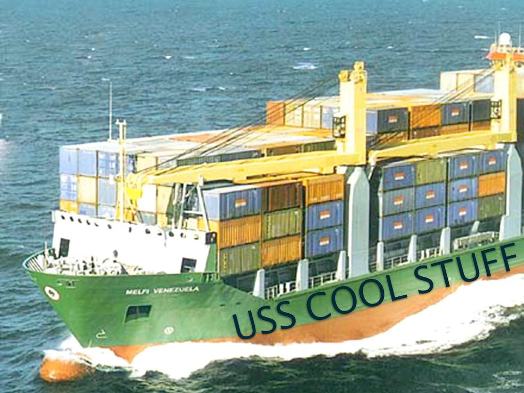 USS COOL STUFF