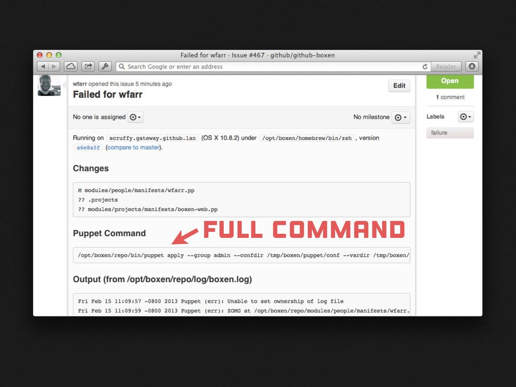 CODEZ full command