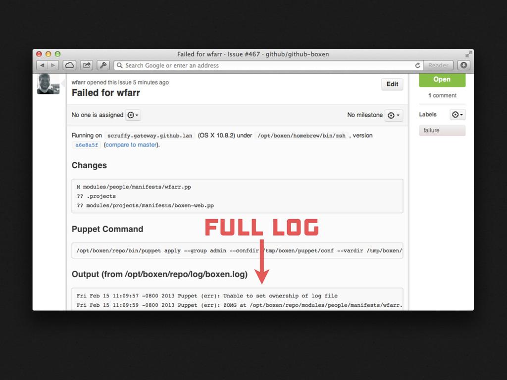 CODEZ full log