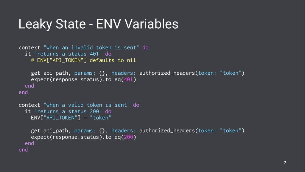 """Leaky State - ENV Variables context """"when an in..."""