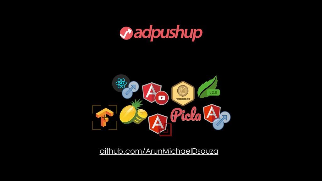 github.com/ArunMichaelDsouza
