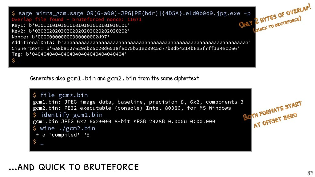 $ file gcm*.bin gcm1.bin: JPEG image data, base...