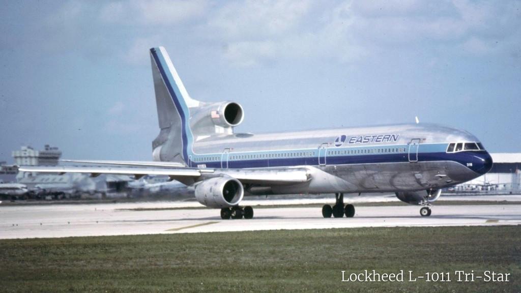 Lockheed L-1011 Tri-Star
