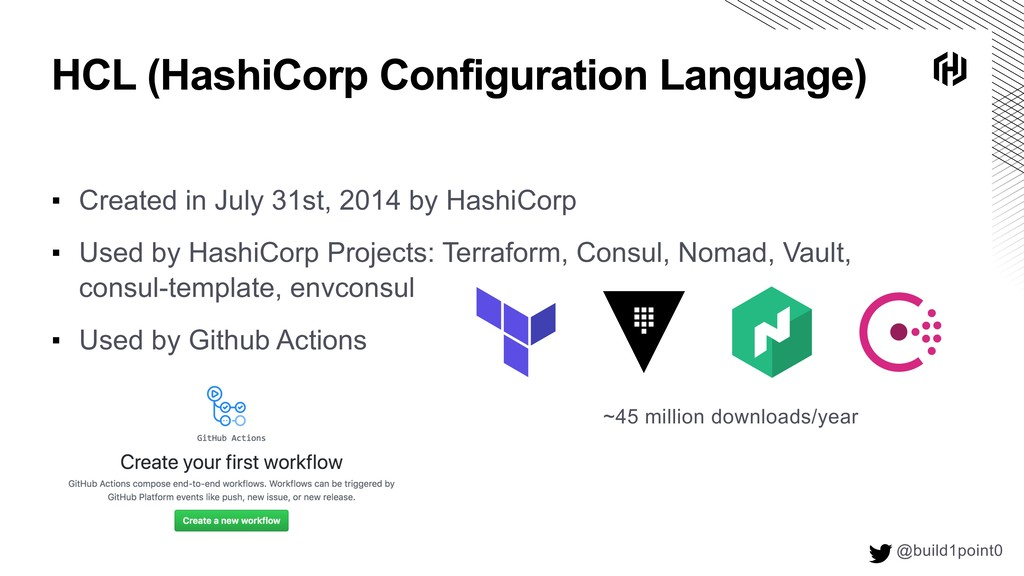 HCL (HashiCorp Configuration Language) @build1p...