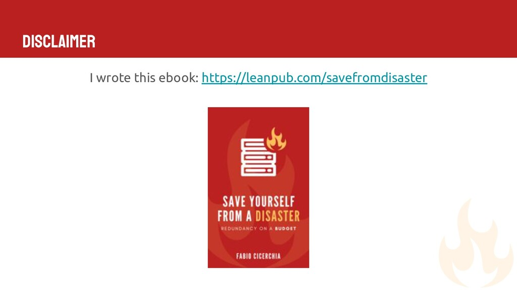 DISCLAIMER I wrote this ebook: https://leanpub....