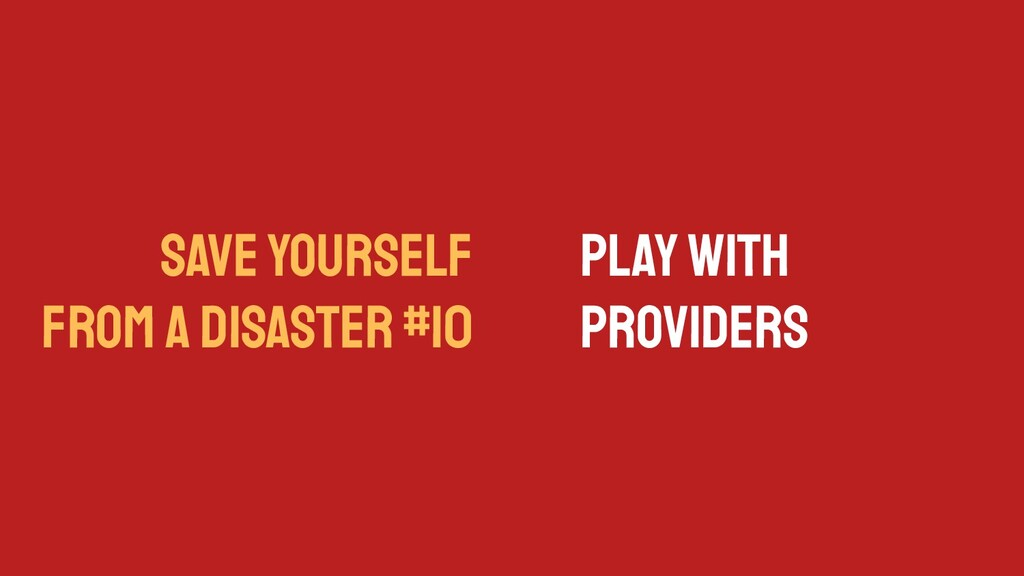 SAVE YOURSELF FROM A DISASTER #10 Play with Pro...