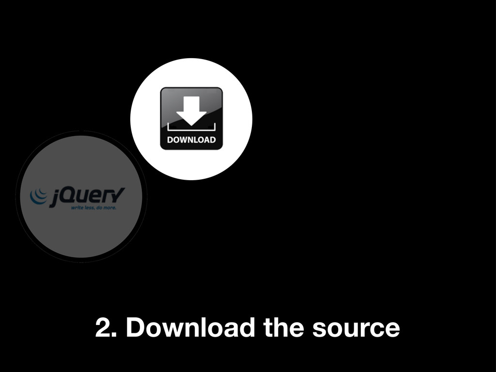 2. Download the source
