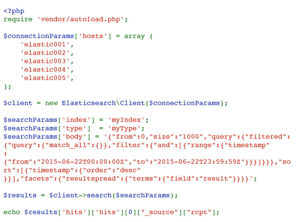 <?php require 'vendor/autoload.php'; $connectio...