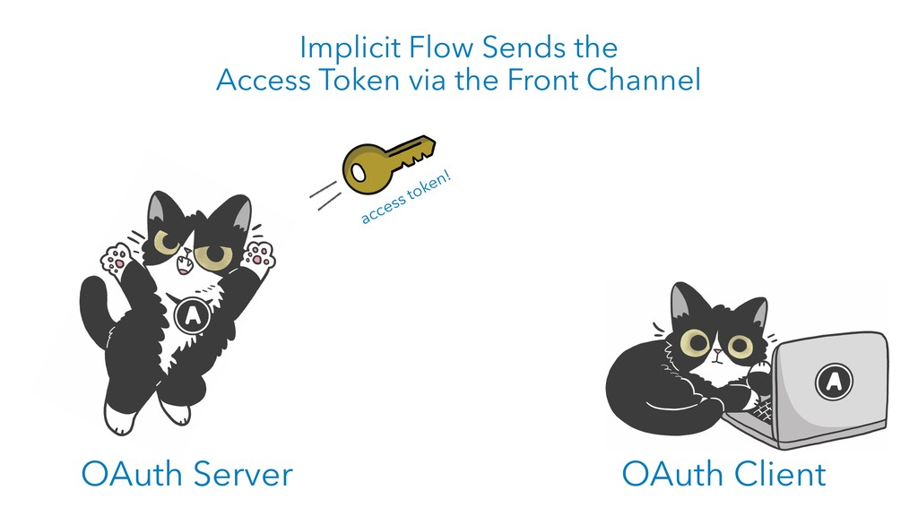 OAuth Server OAuth Client access token! Implici...