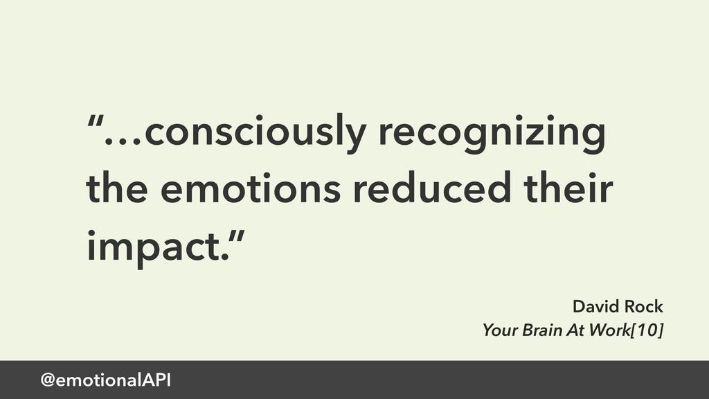 """@emotionalAPI """"…consciously recognizing the emo..."""