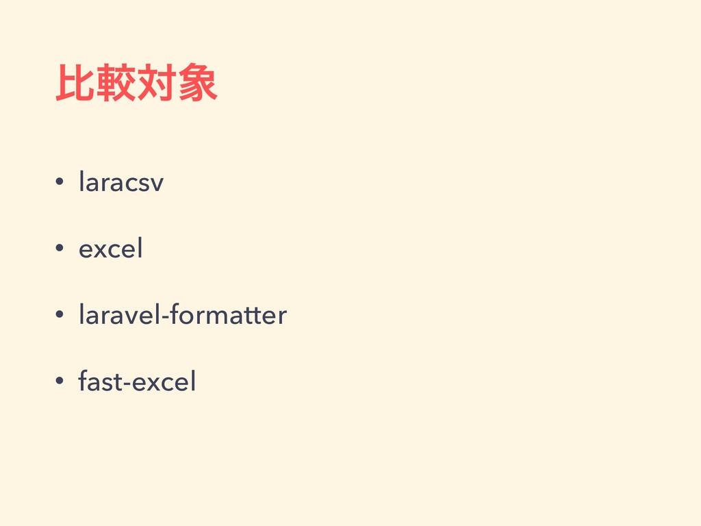 ൺֱର • laracsv • excel • laravel-formatter • fa...