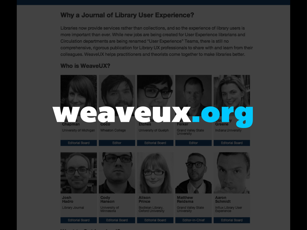 weaveux.org