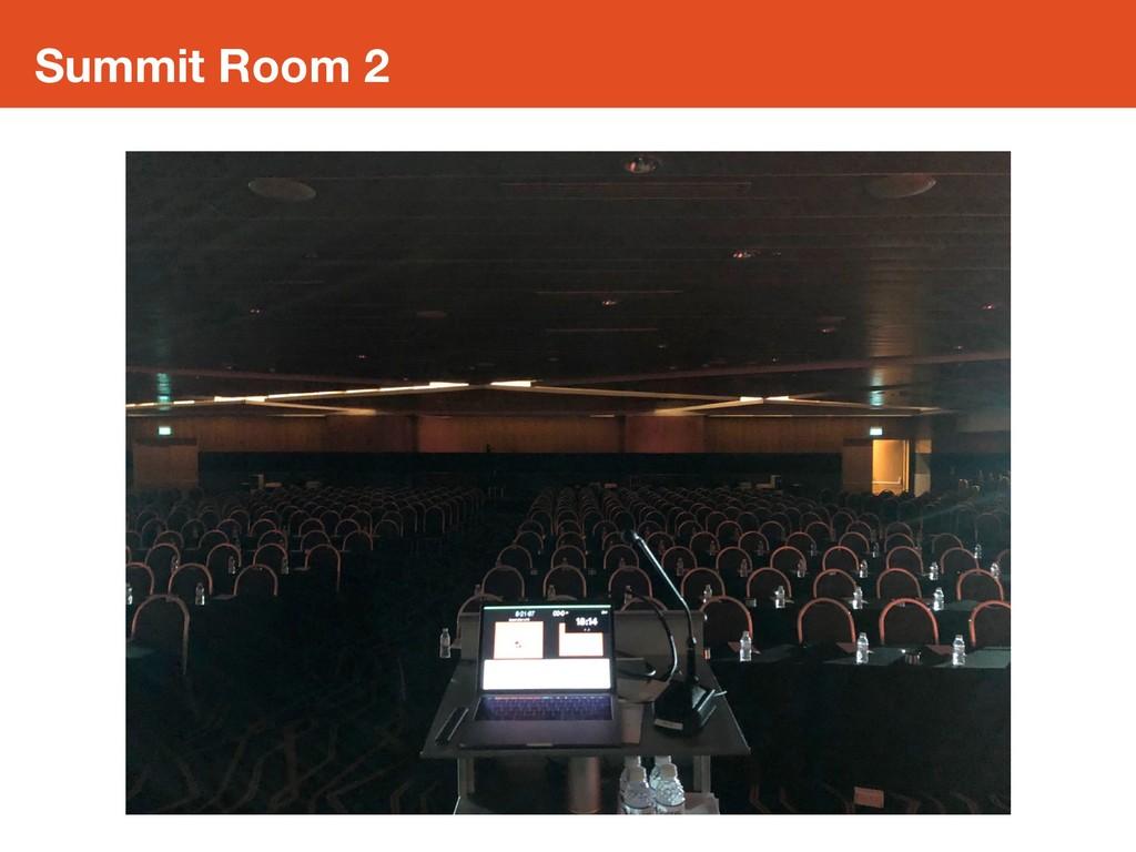 Summit Room 2