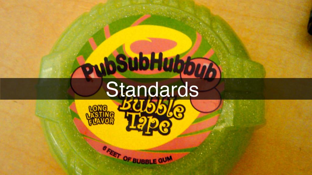 #psm14 Standards