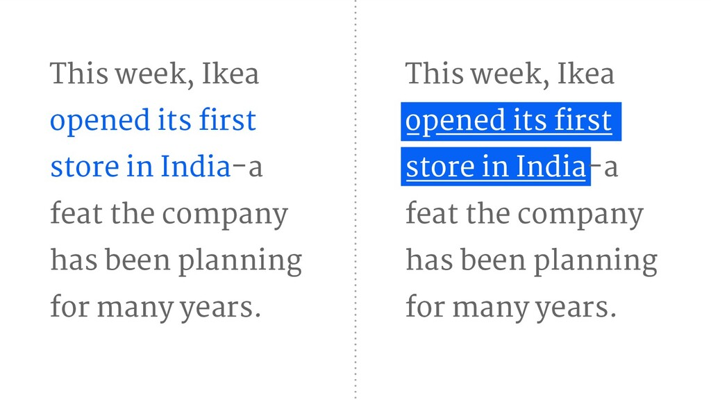 This week, Ikea opened its first store in India-...