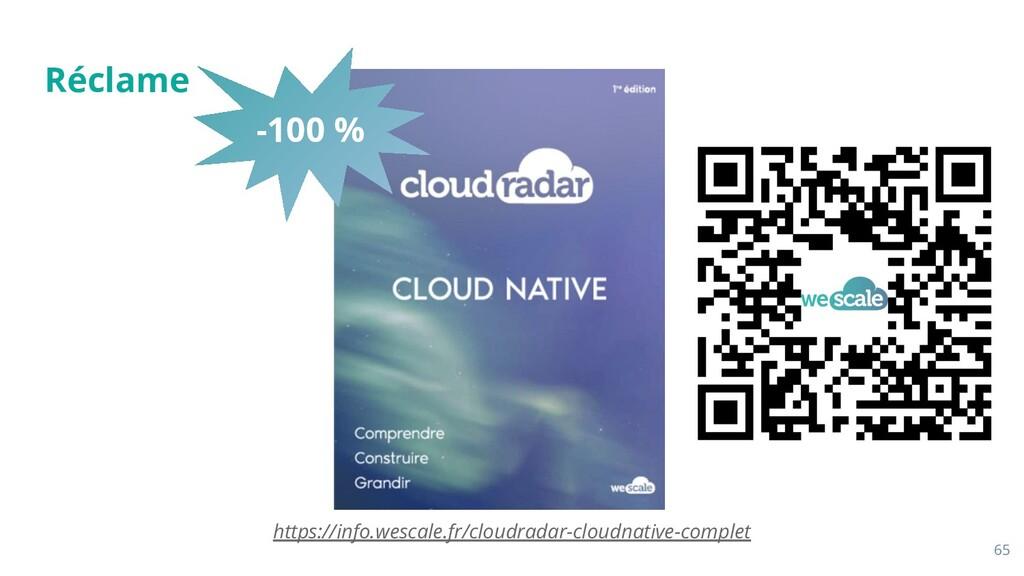 Réclame -100 % https://info.wescale.fr/cloudrad...