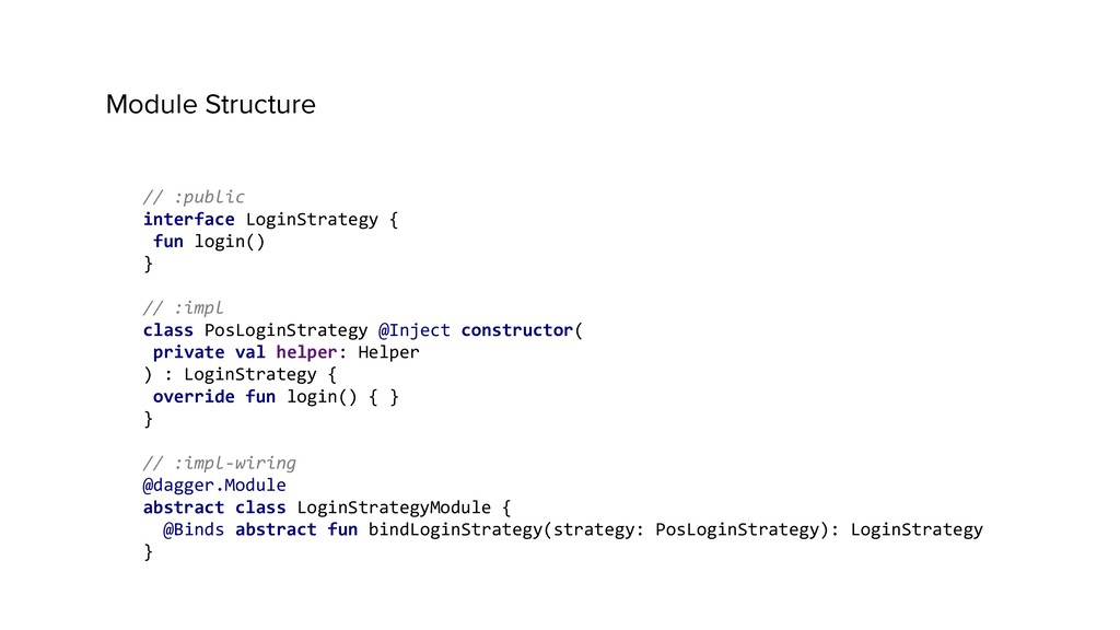 // :public interface LoginStrategy { fun login(...