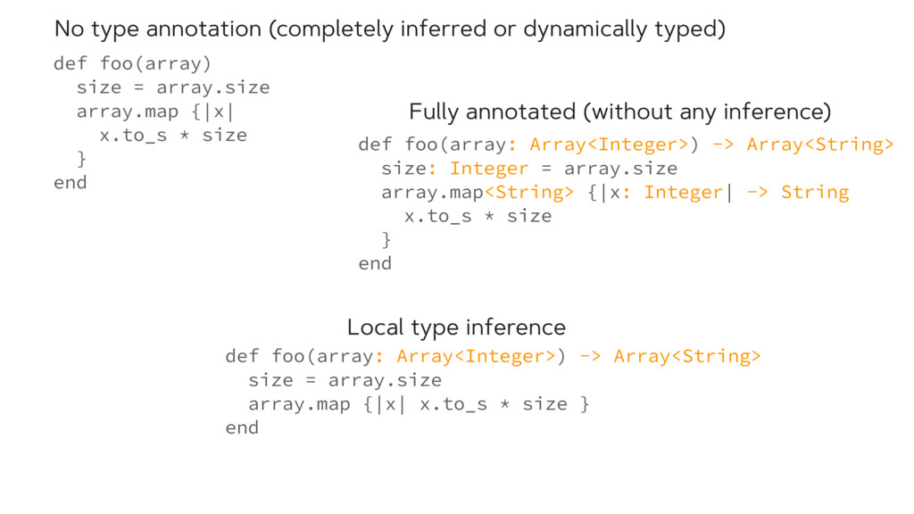 def foo(array) size = array.size array.map {|x|...