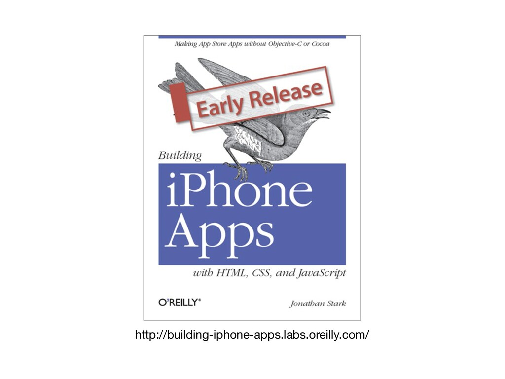 http://building-iphone-apps.labs.oreilly.com/
