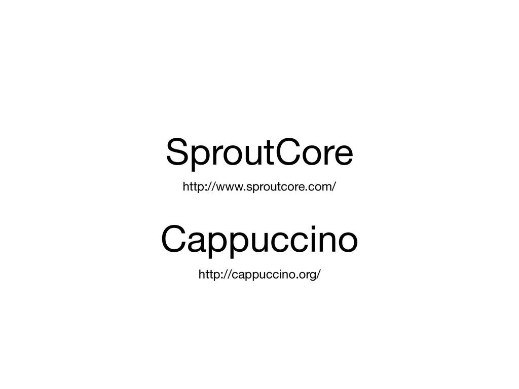 SproutCore Cappuccino http://www.sproutcore.com...