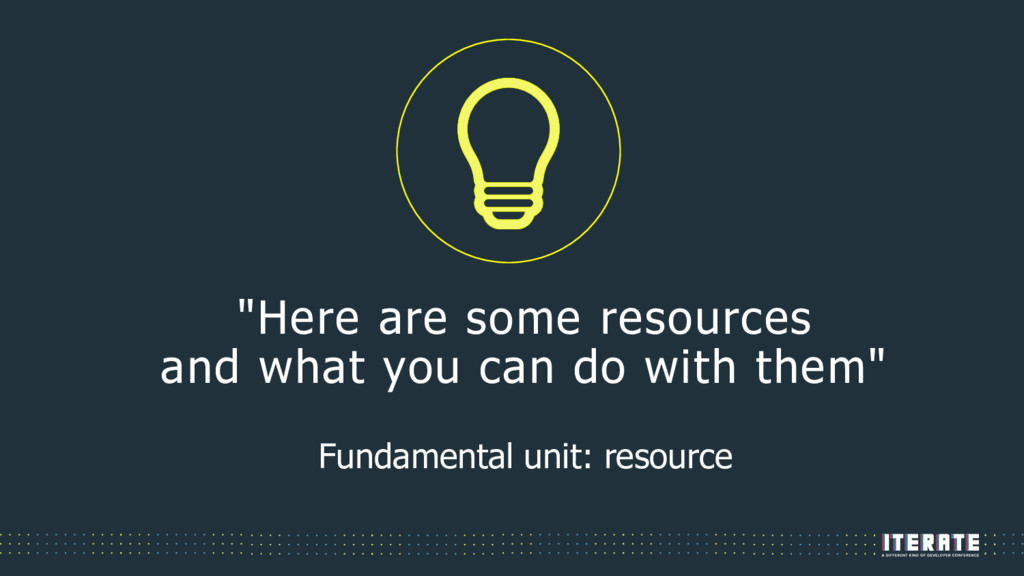 """""""Here are some resources and what you can do wi..."""