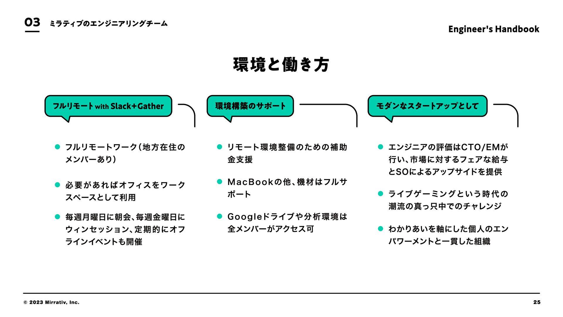 25 各チームの具体的な課題 (リーダー陣の声) エンジニアチーム(夏) インフラチーム(漢)...