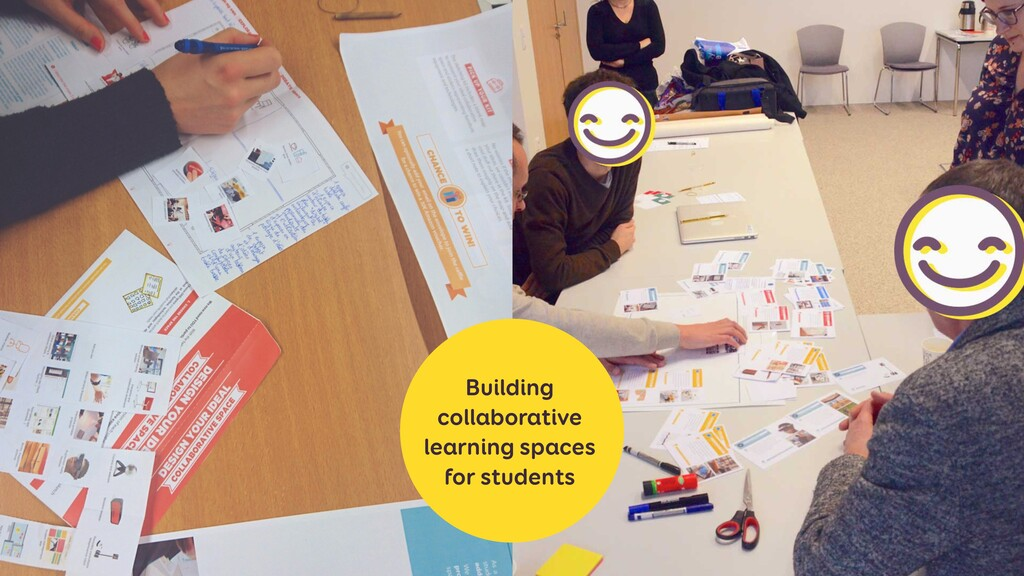 Building collaborative learning spaces for stud...