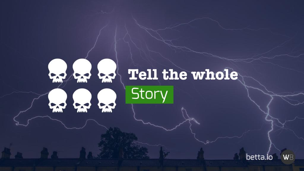 betta.io Tell the whole Story