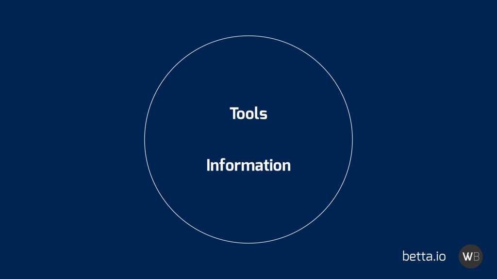 Tools Information betta.io