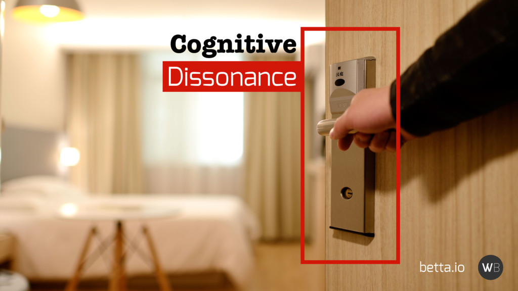 Cognitive Dissonance betta.io