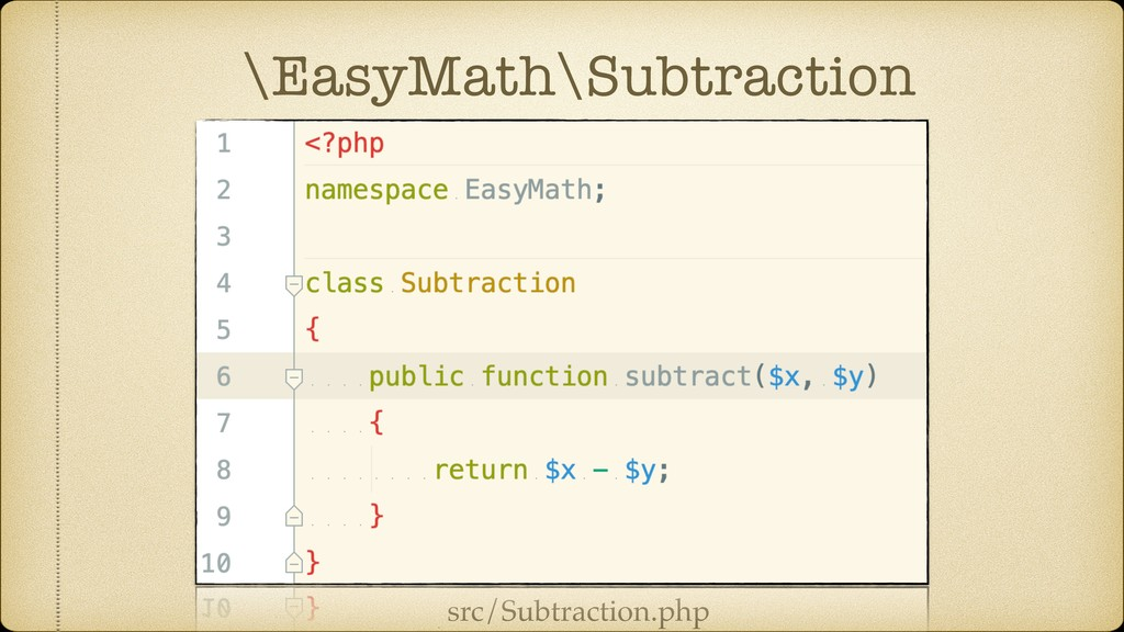 \EasyMath\Subtraction src/Subtraction.php