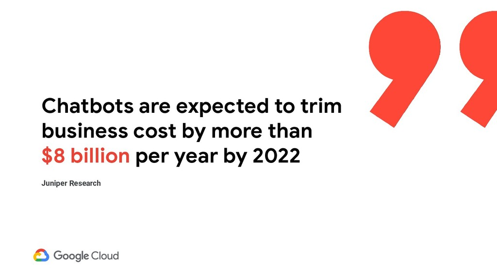 Chatbots are expected to trim business cost by ...