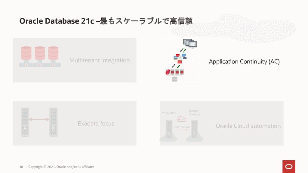 Exadata focus Multitenant integration Oracle Cl...