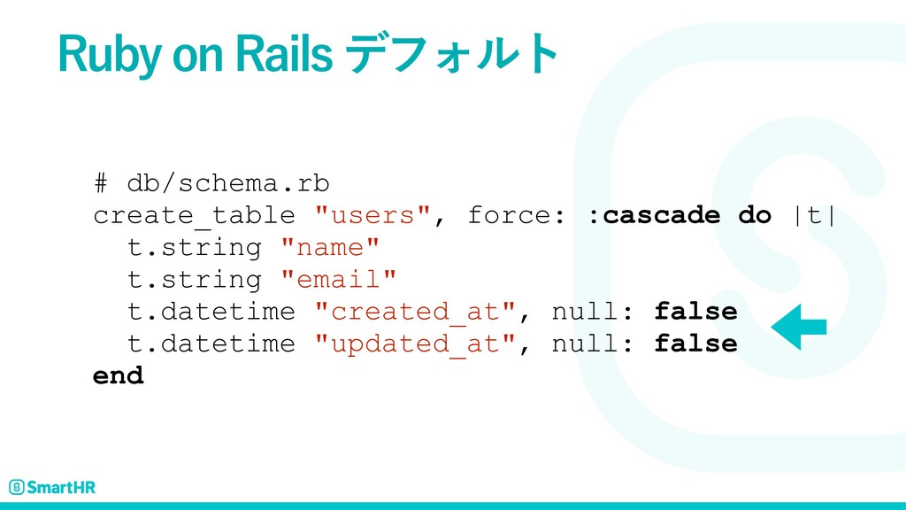 """# db/schema.rb create_table """"users"""", force: :c..."""