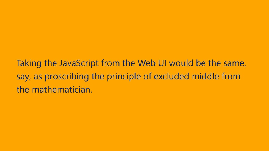 Taking the JavaScript from the Web UI would be ...
