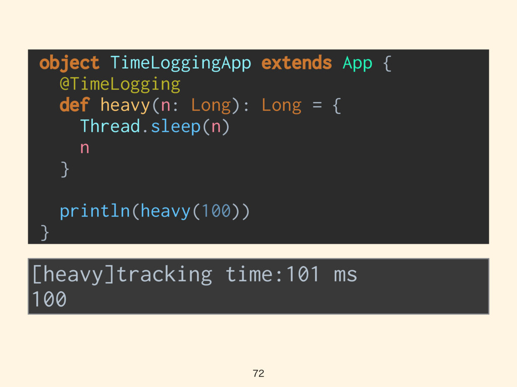 [heavy]tracking time:101 ms 100 object TimeL...