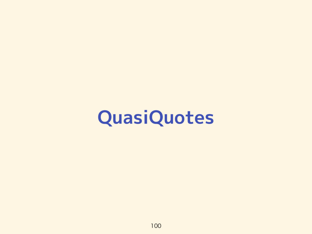 QuasiQuotes
