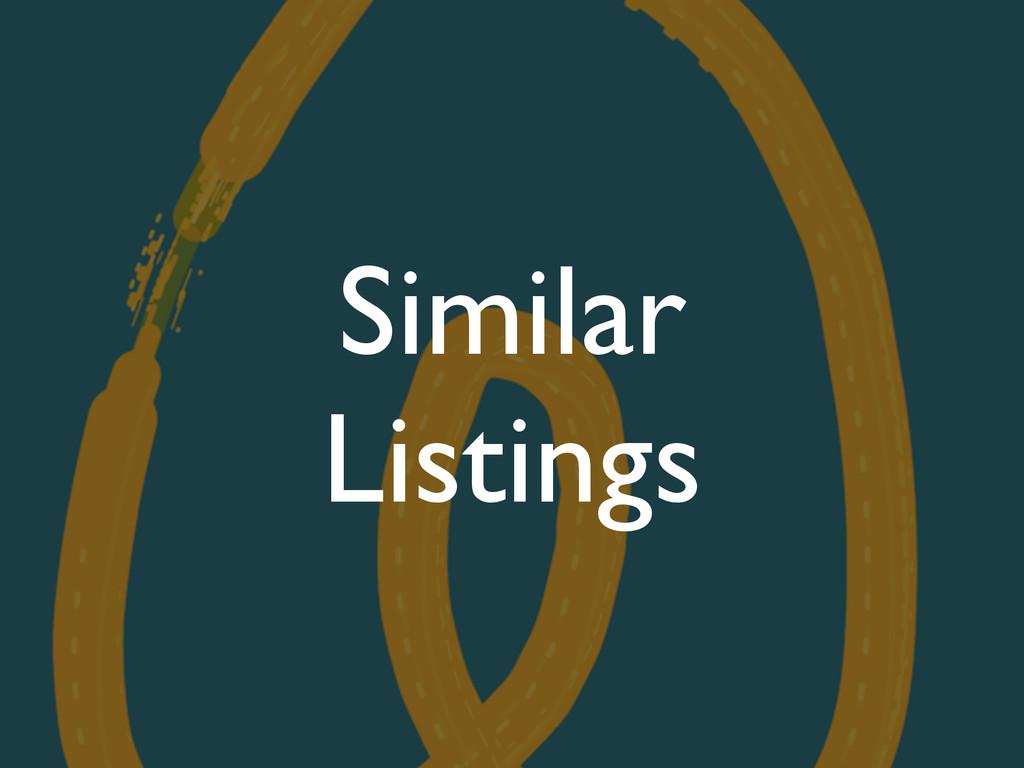 Similar Listings