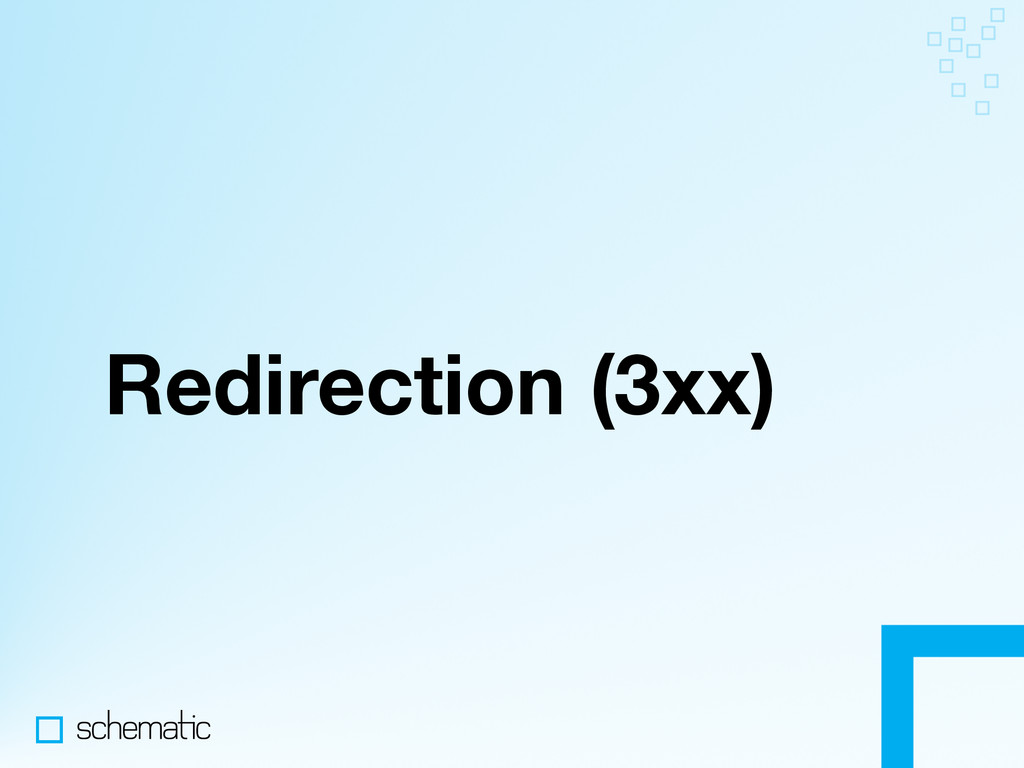 Redirection (3xx)