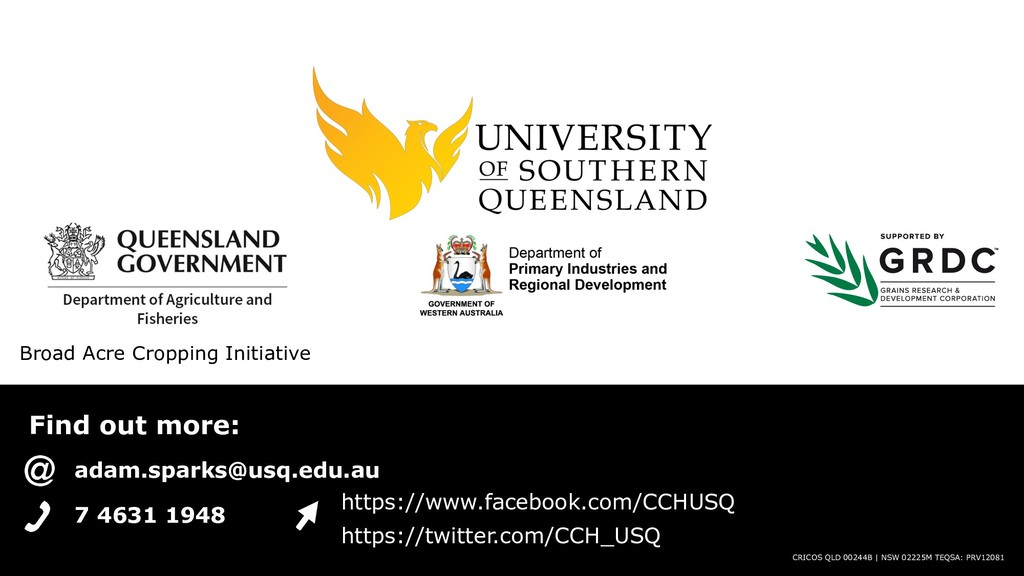 Find out more: CRICOS QLD 00244B | NSW 02225M T...