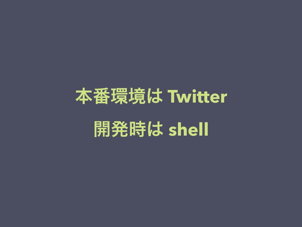 ຊ൪ڥ Twitter ։ൃ shell