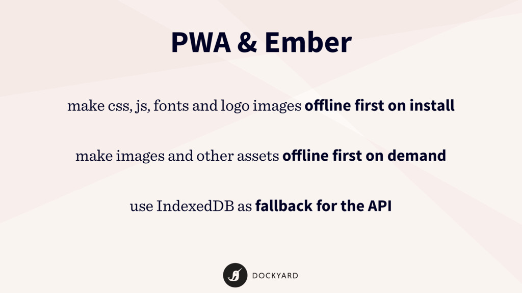 make css, js, fonts and logo images offline firs...