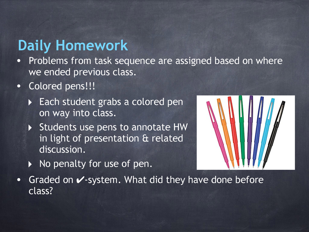 Daily Homework • Problems from task sequence ar...