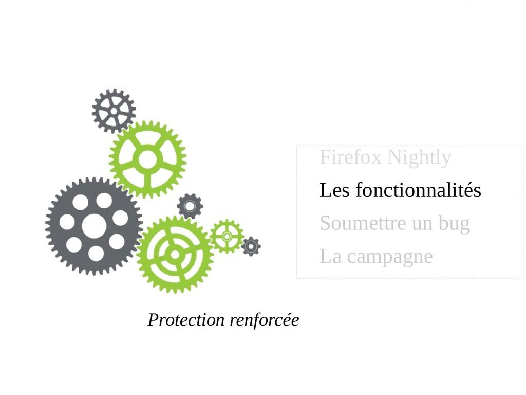 Firefox Nightly Les fonctionnalités Soumettre u...