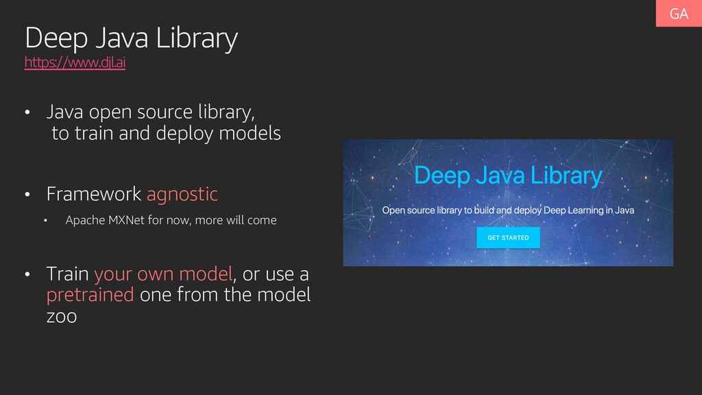 Deep Java Library https://www.djl.ai • Java ope...
